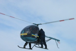 AK1-3. The next generation  sports aviation, heli mustering and pilots training helicopter